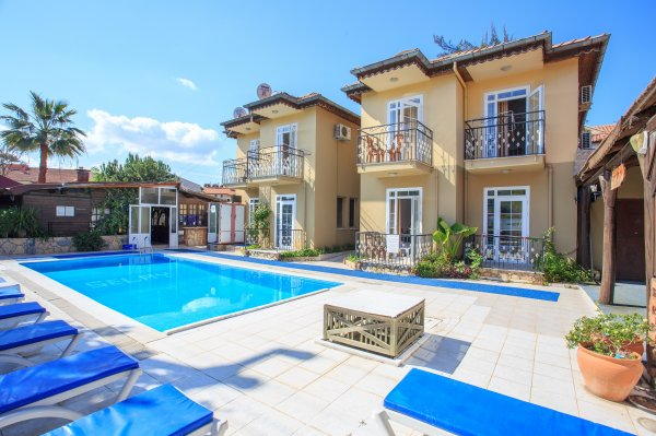 Anna Garden Apart and Hotel - Fethiye, Fethiye