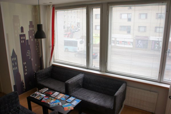 SweetDream Guesthouse, Helsingi