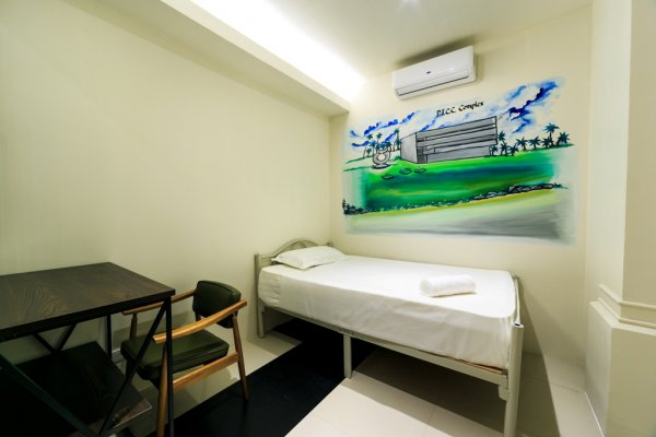 Tambayan Capsule Hostel and Bar, 馬尼拉