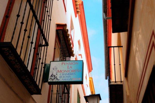 Pensión La Montoreña, Sevilija