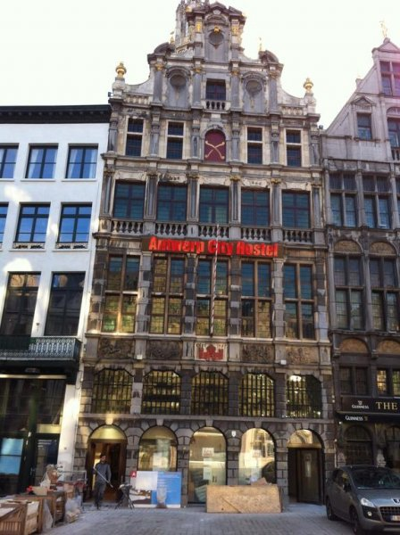 Antwerp City Hostel, Anversa