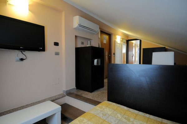 Euro House Hotel, Фиумичино