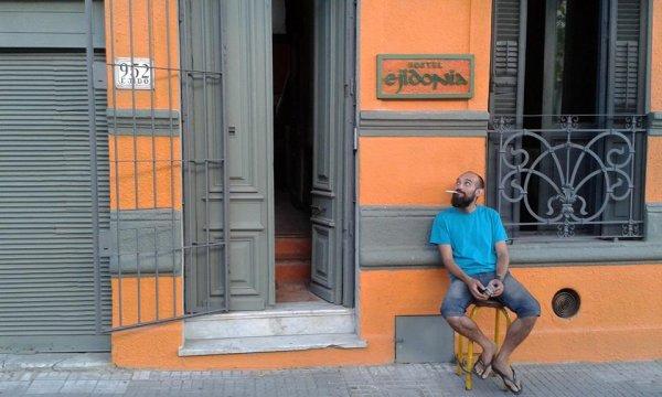 Ejidonia Hostel, मोंटेवीडियो