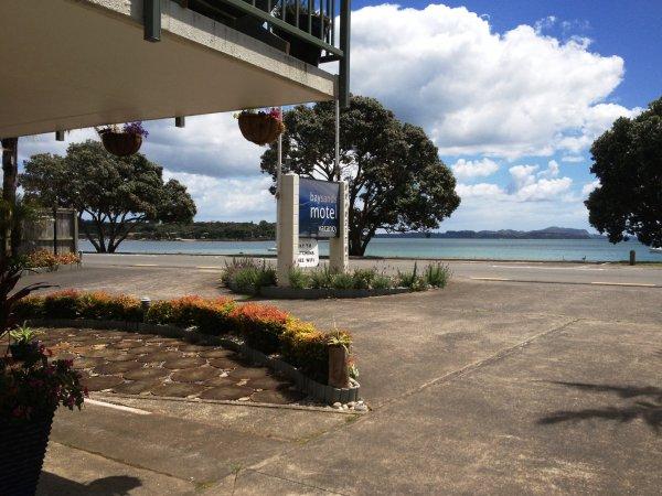 Bay Sands Seafront Studios, Paihia