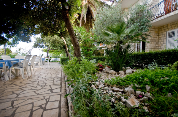 Villa Miranda, Rab