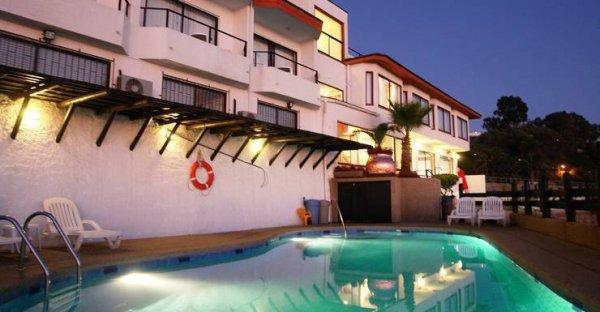 Hotel Oceanic, Viña del Mar
