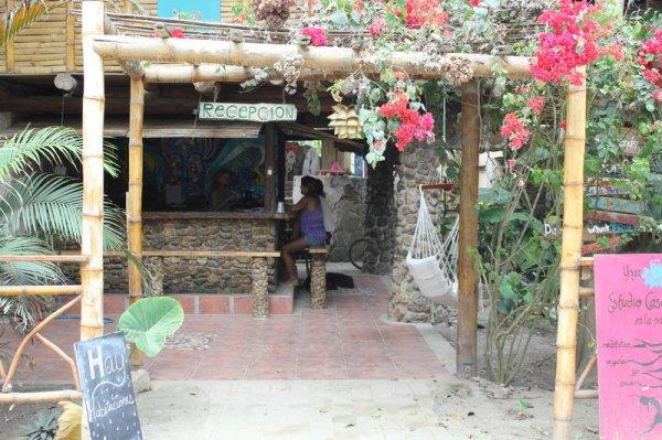 Hostal Casa del Sol, Montañita