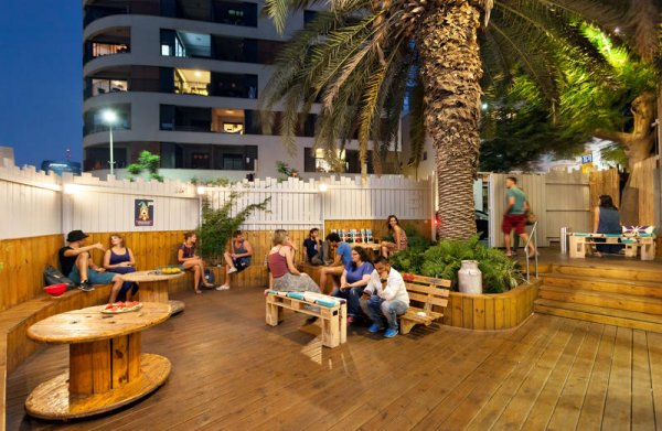 Abraham Hostel Tel Aviv, Tel Aviv