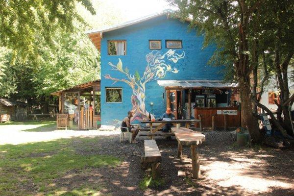 Camping Los Coihues, Bariloche