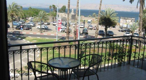 Panorama, Tiberias