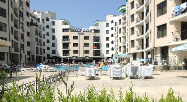 Avalon Freya Apartments, Sunny Beach