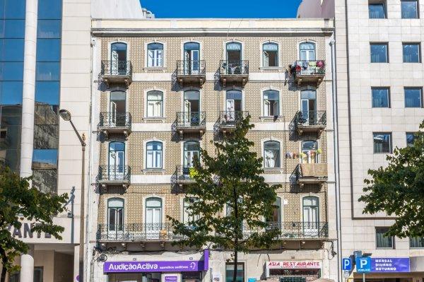 Hostel Seven Hills, Lisabona