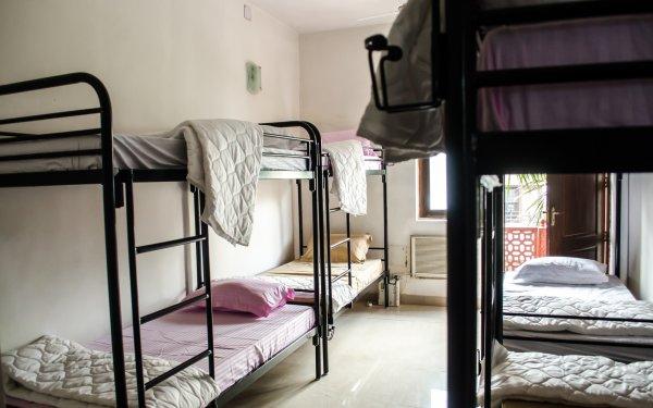 Boribista Hostel, Nueva Delhi