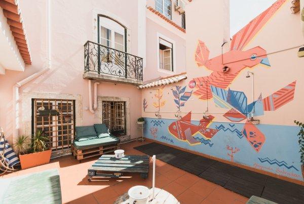 Hub New Lisbon Hostel, Lissabon