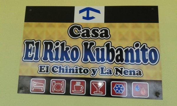 Casa El Riko Kubanito, Viñales