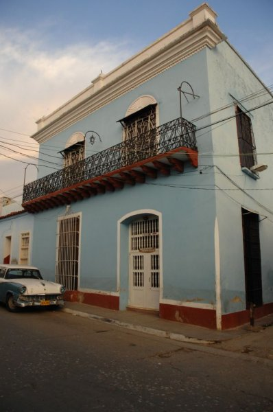 Casa Rogelio Inchauspi Bastida, Trinidad