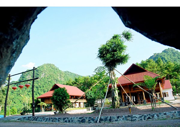 Cat Ba Eco Lodge, 하이퐁