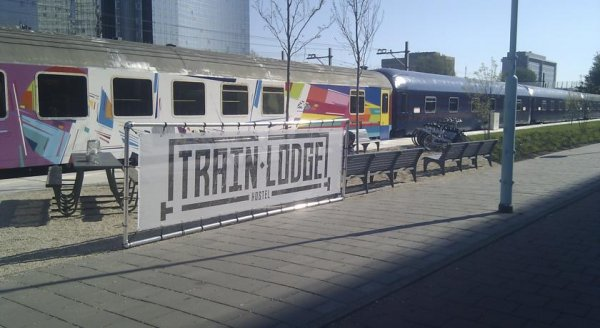 Train Lodge Amsterdam, Amsterdamas