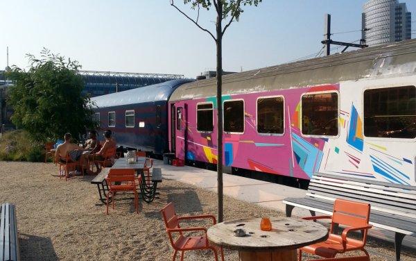 Train Lodge Amsterdam, Amszterdam
