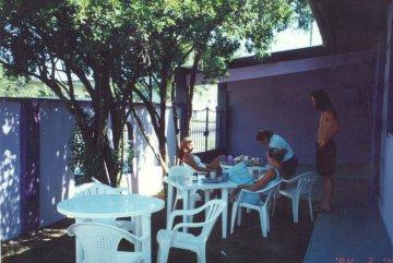 The Purple House International Backpackers' Hostel, David
