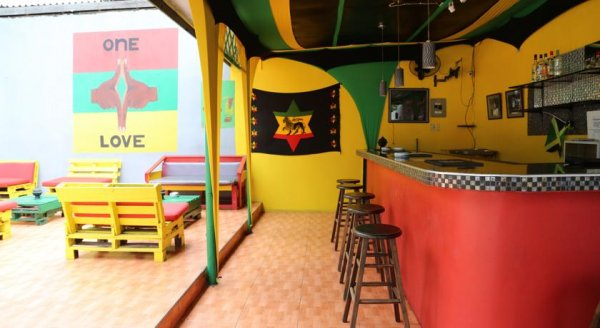 Reggae Hostel, Kingston