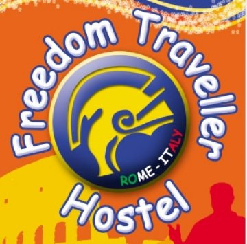 Freedom Traveller Hostel, Rome