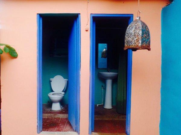 Casa de Canela, El Cuco
