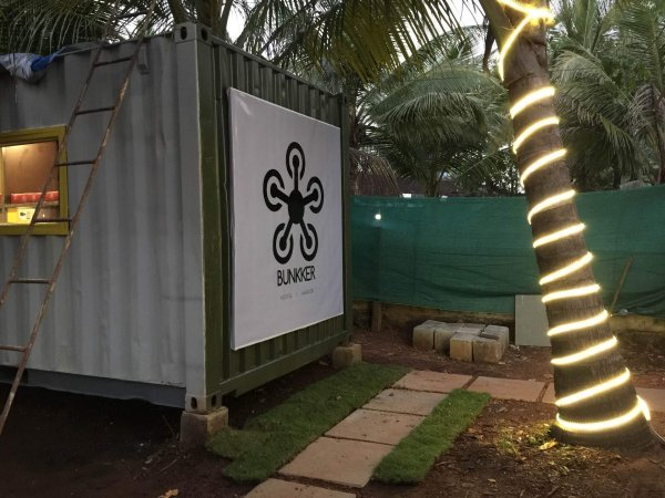 Bunkker, Goa