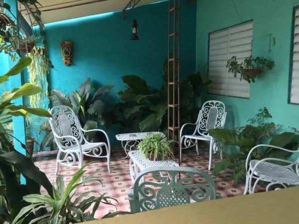 La Casa Verde, Santa Clara