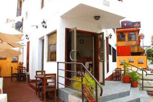 TRAVEL INTERNATIONAL HOSTEL CAFE, Vinja del Maras