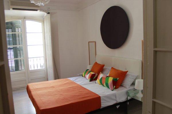 Hostel Malaga city, マラガ