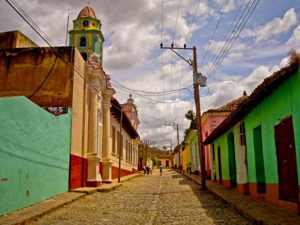 Hostal chinitos, Trinidad