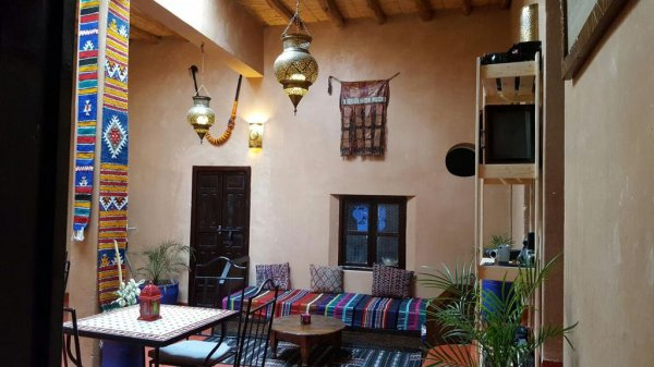 Cinema Riad - Hostel, Ouarzazate