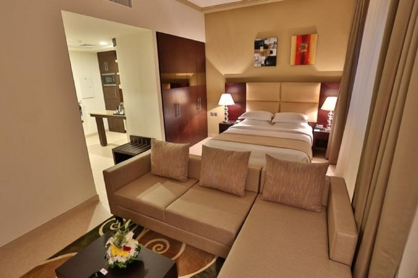 Bin Majid Tower Hotel Apartment, Abu Dhabi