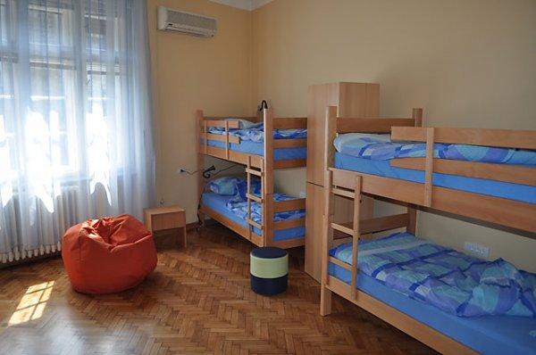 Habitat Hostel, Beograda