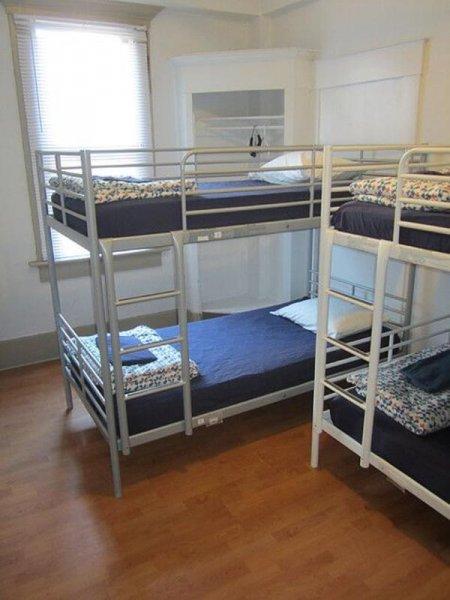 St Clair Hotel - Hostel, Vankuveris
