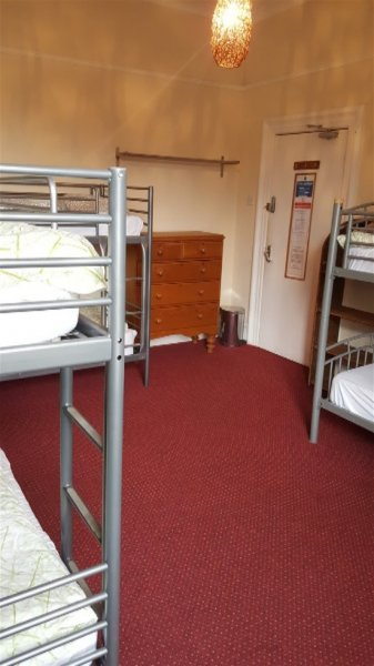 Anfield Road EURO Hostel, Liverpool