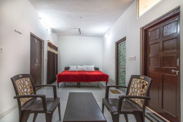 Backpacker Panda Chand Palace, Pushkar