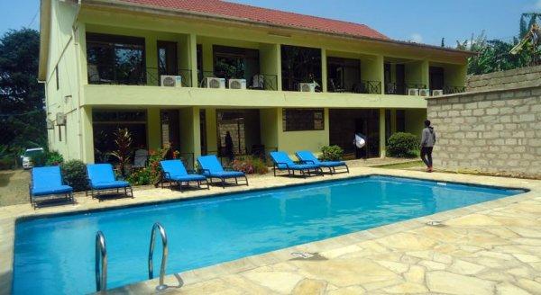 Mvuli Hotel, Arusha