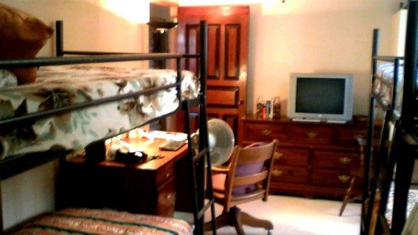 PaCasa Hostel, David