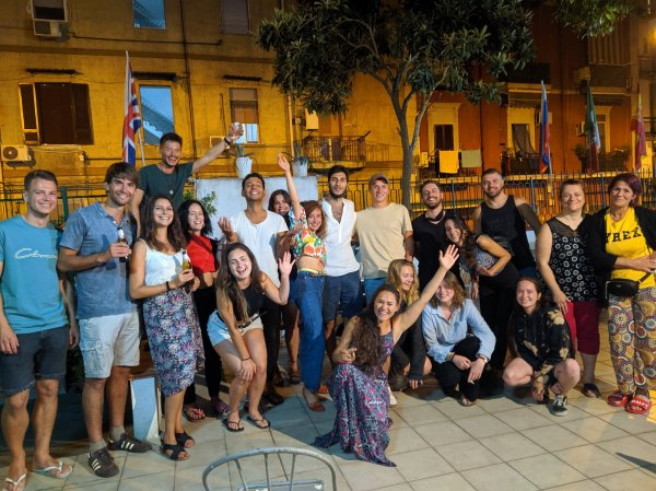 Naples Experience Hostel, Napoli