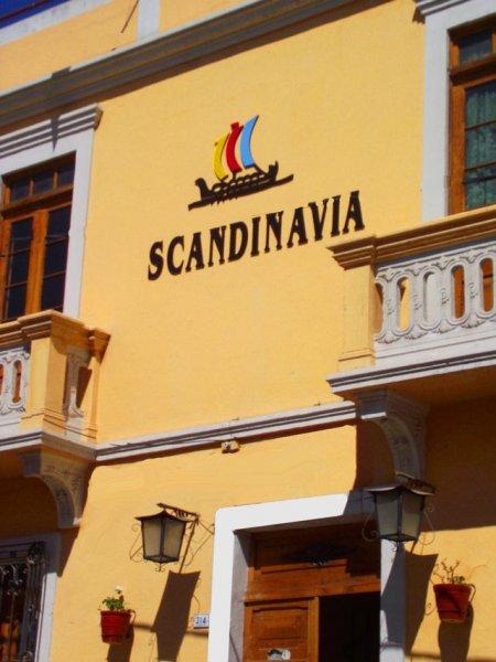 Hostal Scandinavia, Arequipa