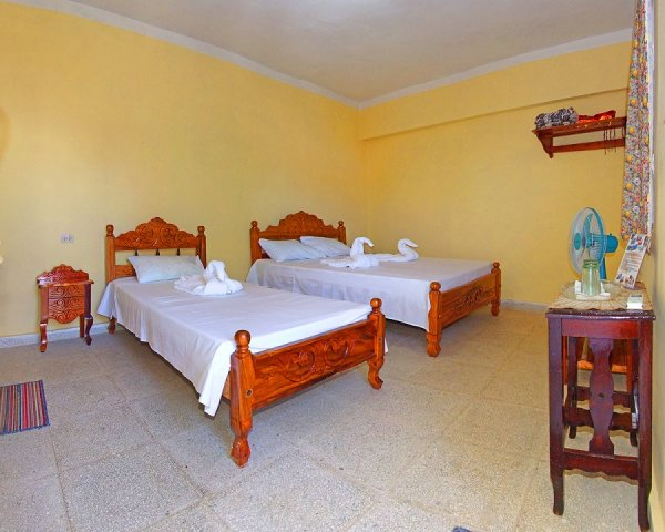 Hostal Romero, Trinidad