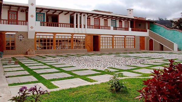 Hotel Acoma, Otavalo