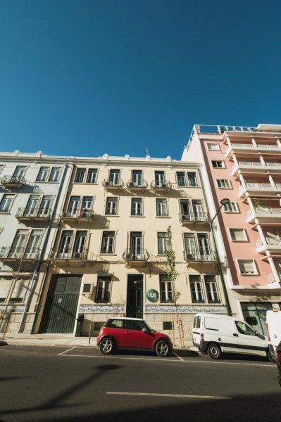 Hub Lisbon Patio Hostel, Lisboa