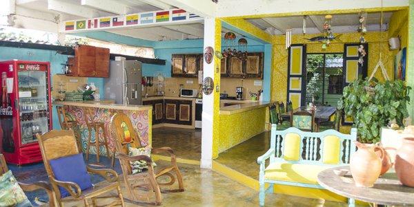 Hostel Villa Mary, Santa Marta