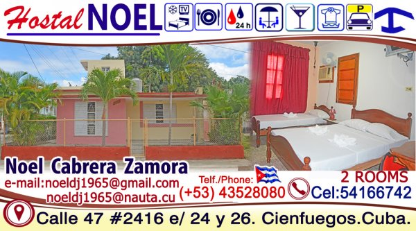 Hostal Noel, Cienfuegos