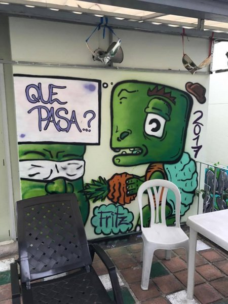 Paisa City Hostel, Medellín