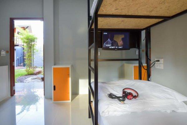 Sirin Samui Boutique Hostel, 코 사무이 아일랜드