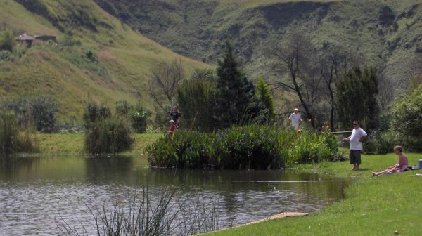 Mountain Base Backpackers, Drakensberg